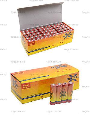 Батарейки X-Digital АА, R6