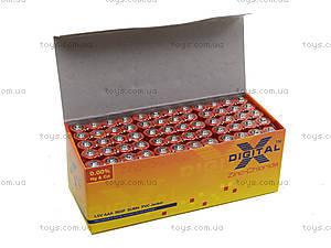 Батарейки X-Digital ААА, R3, цена