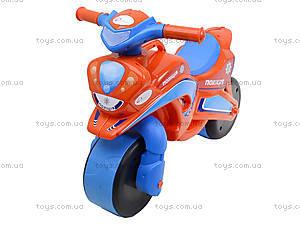 Каталка-мотоцикл «Полиция», 0139540, фото