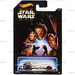 Базовая машинка Hot Wheels «Звездные войны», CJY04, отзывы