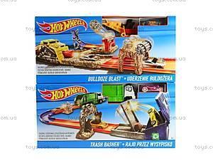Базовый трек Hot Wheels для машинок, DNR74, купить