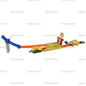 Базовый трек Hot Wheels для машинок, DNR74, игрушки