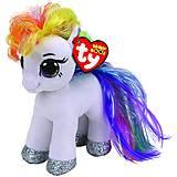 Beanie Boo's Белая пони «Starr» (маленькая), 36664