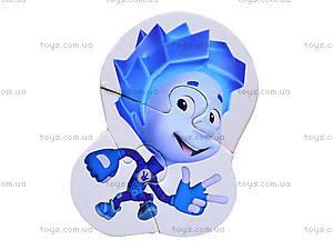 Беби-пазлы «Фиксики», VT1106-44,45, детские игрушки