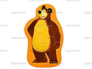 Беби-пазлы «Маша и Медведь», VT1106-42,43, купить