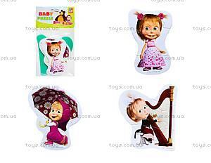 Беби-пазлы «Маша и Медведь», VT1106-42,43, игрушки