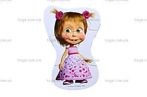 Беби-пазлы «Маша и Медведь», VT1106-42,43, детские игрушки