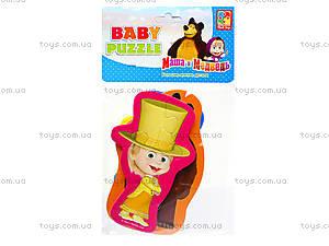 Беби-пазлы «Маша и Медведь», VT1106-42,43, магазин игрушек
