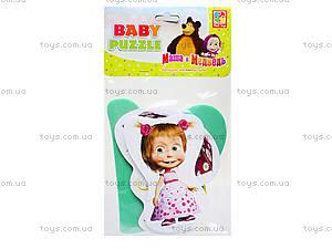 Беби-пазлы «Маша и Медведь», VT1106-42,43, toys.com.ua