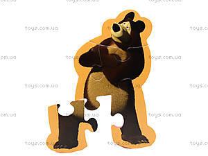 Беби пазлы с героями «Маша и Медведь», VT1107-02, фото