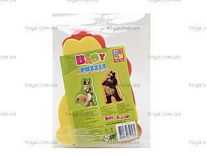 Беби пазлы с героями «Маша и Медведь», VT1107-02, отзывы