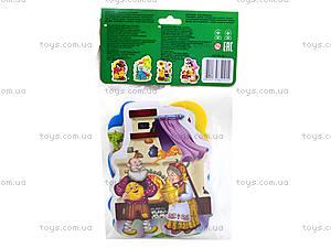 Пазлы для малышей «Колобок», VT1106-36, купить
