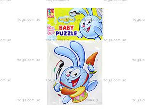 Беби-пазлы «Смешарики», VT1106-46,47,48,49, toys