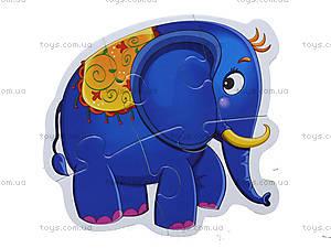 Беби пазлы для детей «Зоопарк», VT1106-50, купить