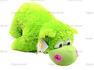 Мягкая игрушка-подушка «Бегемот», 29.02.022, фото