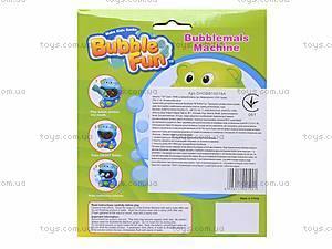 Игрушка для пускания мыльных пузырей «Бегемот», 10019ADHOBB-BF, купить