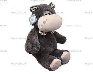Мягкая игрушка «Бегемотик Энджи», К407Р, цена