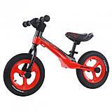 """Детский велобег BALANCE 12"""" красный, T-212522 Red, купити"""