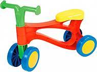 Беговел «Мой первый скутер» Lena, 7165, игрушка