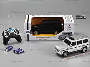 Машина на радиоуправлении Mercedes-Benz G-class, 300403, купить