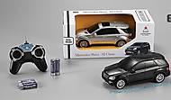 Машина на радиоуправлении Mercedes-Benz ML350, 300402, отзывы