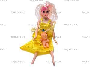Беременная кукла типа «Барби», 99039