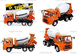 Игрушечная бетономешалка Truck, 2013