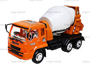 Игрушечная бетономешалка Truck, 2013, цена
