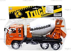 Игрушечная бетономешалка Truck, 2013, игрушки