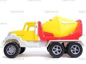 Детская бетономешалка игрушечная, 05-521, отзывы