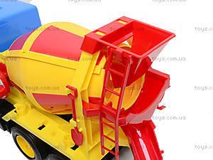 Бетономешалка Middle truck, 39223, купить