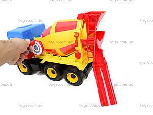 Бетономешалка Middle truck, 39223, фото