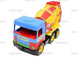 Бетономешалка Middle truck, 39223, игрушки