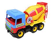 Бетономешалка Middle truck, 39223