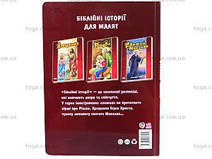 Книга «Библейные истории: Святой Николай», А467006У, фото