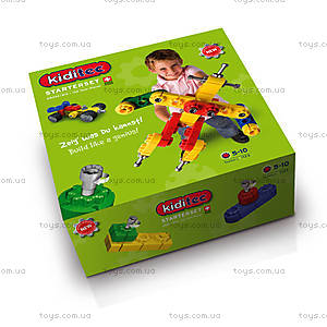 Детский конструктор Kiditec Big L, 1123