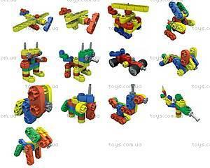 Детский конструктор Kiditec Big L, 1123, цена