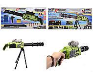Бластер стреляет гелевыми пульками, LS665-1-2, купить
