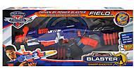 Бластер музыкальный сине-оранжевый, SB238, іграшки