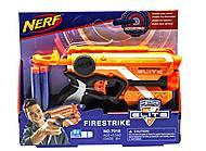 Бластер «NERF: Firestrike» оранжевый, 7018, фото