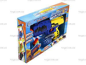 Бластер со световым эффектом, YT8806-4, магазин игрушек