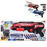 """Бластер """"Spase Gun: 2в1"""", красный , 918, купить"""
