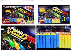 Игровой набор «Бластер с присосками», XH-021A