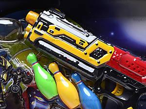 Игровой набор «Бластер с присосками», XH-021A, игрушки