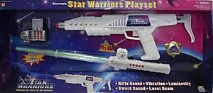Бластер и лазерный меч «Звездные войны», 3221T