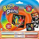 Набор фломастеров Bleendy pens «Живая природа», BP2105UK(UA), отзывы