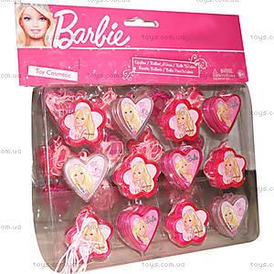 Блеск для губ в брелке Barbie, 5651