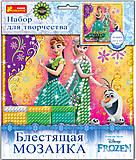 Блестящая мозаика «Фроузен. Лето», 13162054Р, фото