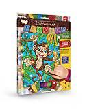 Блестящая мозаика «Обезьянка», БМ-02-03, купить