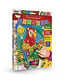 Блестящая мозаика «Попугай», БМ-02-06, купить